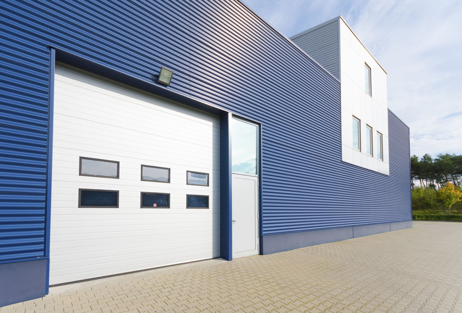 Steel Cladding Manufactuer | Witheys Trowbridge Wiltshire